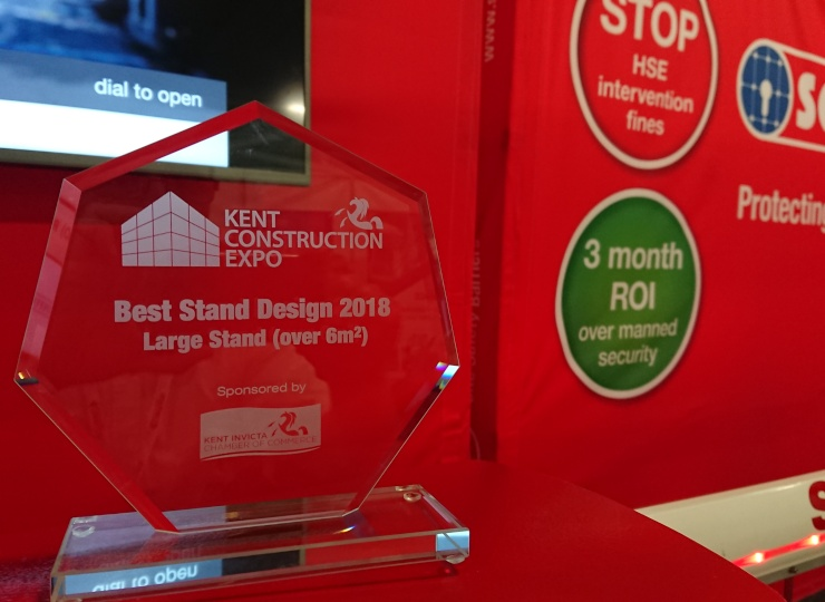 Award winners at Kent Construction Show 2018