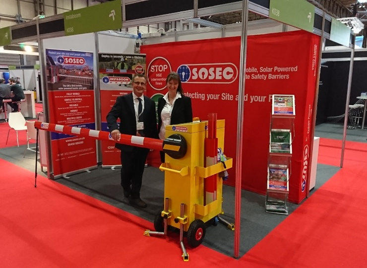 InstaBoom Officially Launched at Traffex 2019