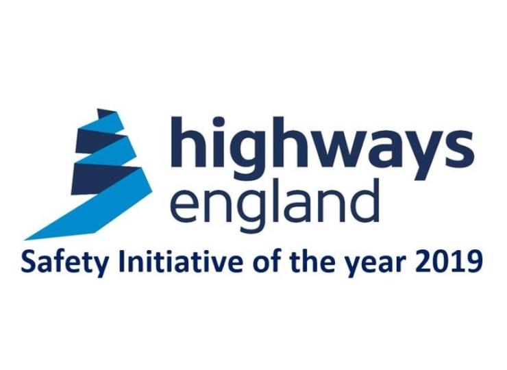 Highways England Safety Initiative of the Year 2019