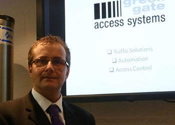 Neil Sampson - DHF Powered Gate Group Chairman