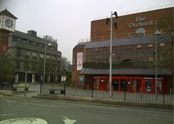 Orchard Theatre, Dartford