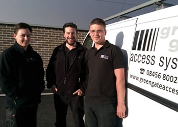 Green Gate Access Systems - Salisbury Installers
