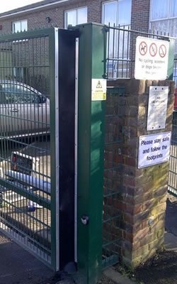 Green Gate Access Systems - Gate safety