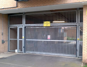 Green Gate Access Systems - Estuary Housing Association Gate Safety