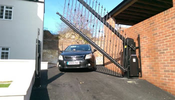 Green Gate Access Systems - Avant Gate Installation