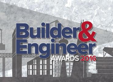 SOSEC® finalist at the Builder & Engineer Awards