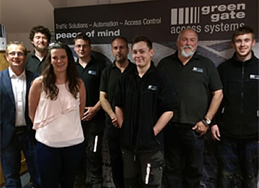 Green Gate Access Systems Celebrates 10 Years in Business