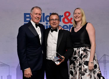 SOSEC® recognised at the Builder & Engineer Awards